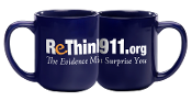 16 oz. ReThink911 Coffee Mugs