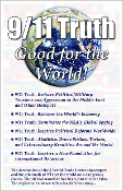 9/11 Truth: Good for the World – Brochure
