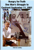 Hungry for Truth by Blair Gadsby. One Man's Struggle to Confront September 11, 2001.