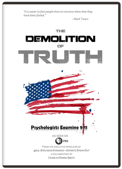 DVD The Demolition of Truth