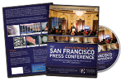 DVD of San Francisco Press Conference