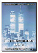 DVD Cased, the Toronto Hearings on 9/11