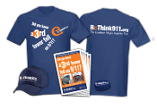 ReThink911 Do It Yourself Street Visibility Kit