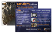 Cards Evidence List Twin Towers 50-Pack